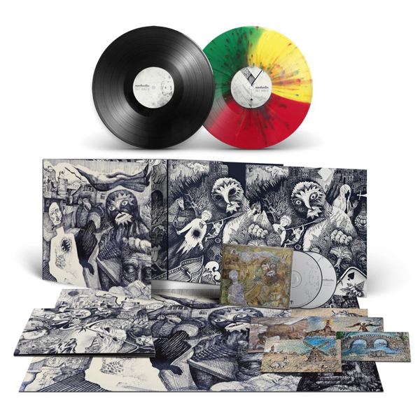 mewithoutYou - Pale Horses Deluxe Edition 2xLP