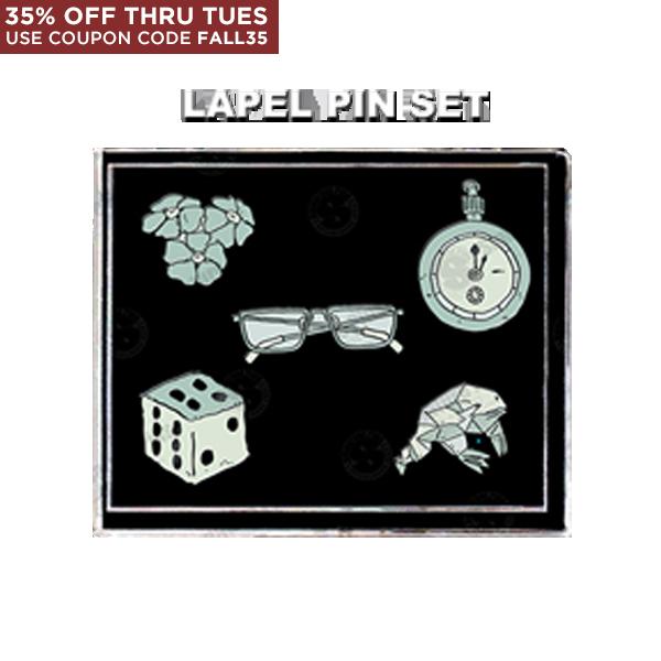 Lapel Pin Set