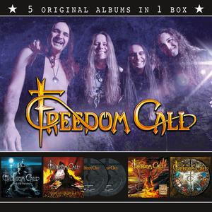 Freedom Call - 5 Original Albums In 1 Box