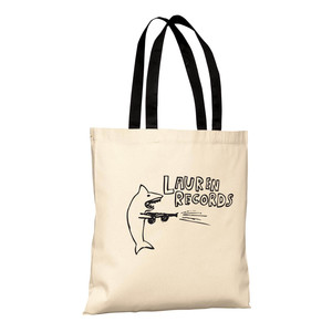 Lauren Records - Shark Tote Bag