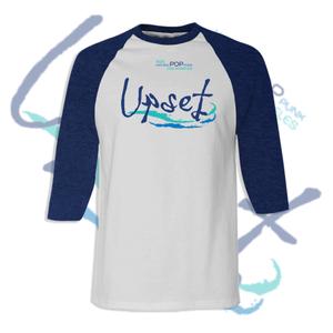 Upset - La Croix Baseball Tee