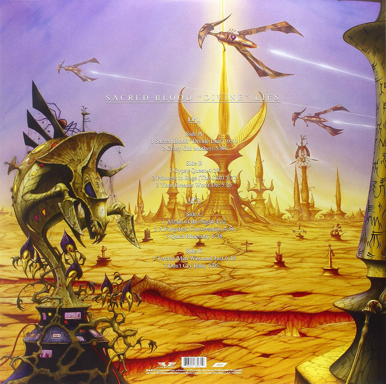 Magnum Sacred Blood Divine Lies