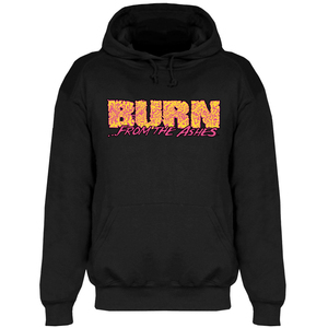 Burn 'From The Ashes' Pullover Hoodie