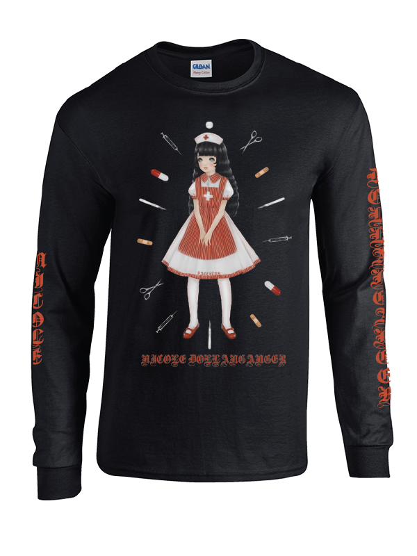 Nurse Long Sleeve Tee