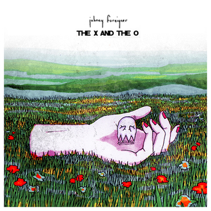 Johnny Foreigner  The X and The O EP Cassette w/ 'Mono No Aware' Melting Lewes Artz