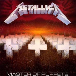 METALLICA ´Master Of Puppets´ [LP]