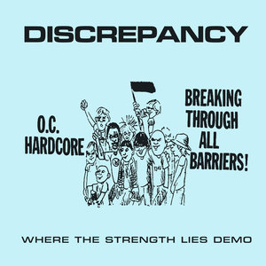 DISCREPANCY ´Where The Strength Lies´ [7