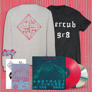 TIGERCUB – Abstract Figures In The Dark CD/12�, Sweater, Tee and Tattoos Bundle