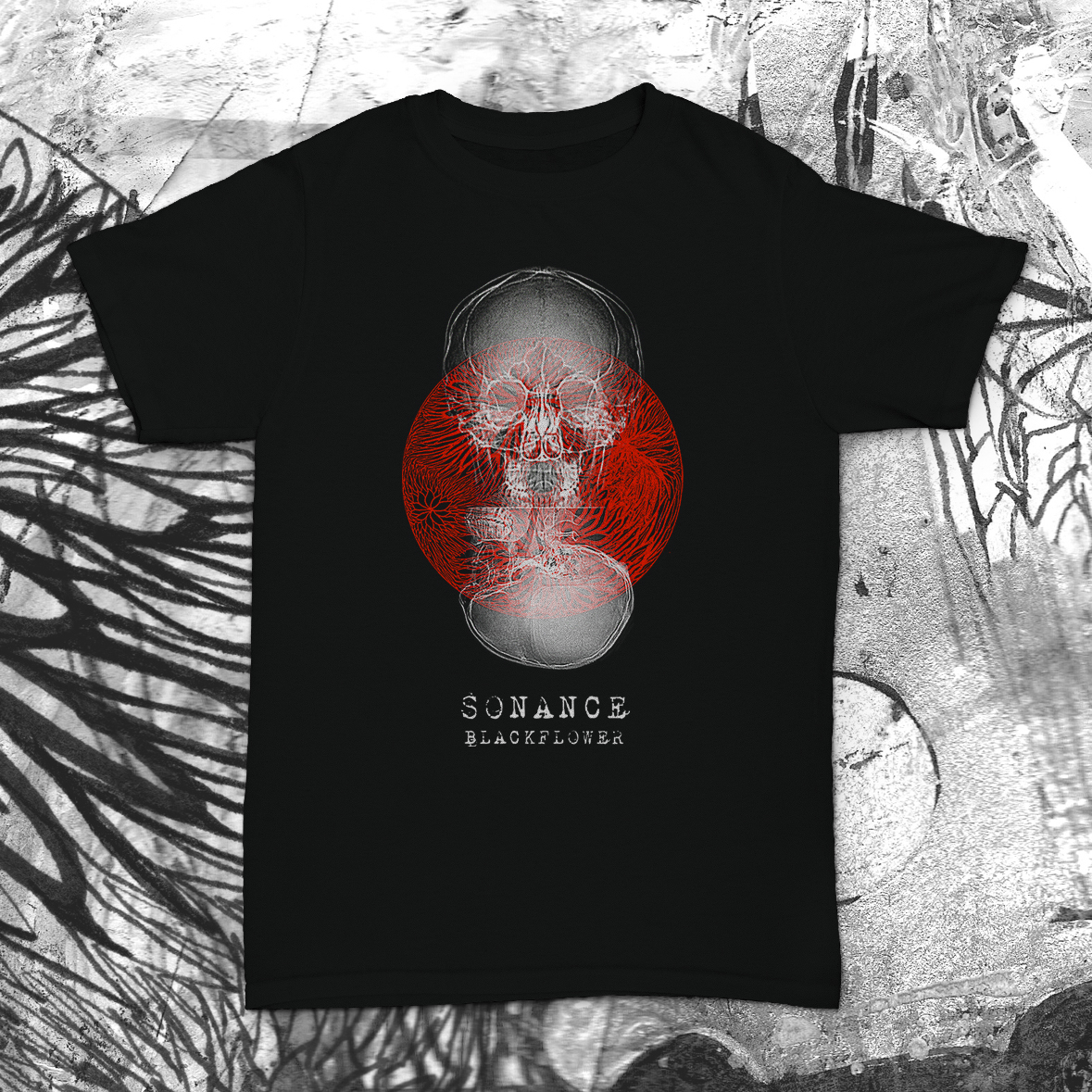 SONANCE - Skull shirt