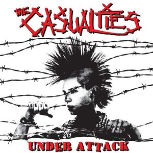 The Casualties: Under Attack LP