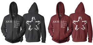Anti-Flag - Anti...Gunstar Hoodie