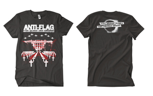 Anti-Flag - For Blood And Empire t-shirt