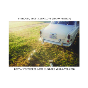 Typhoon - Prosthetic Love (Piano) 7