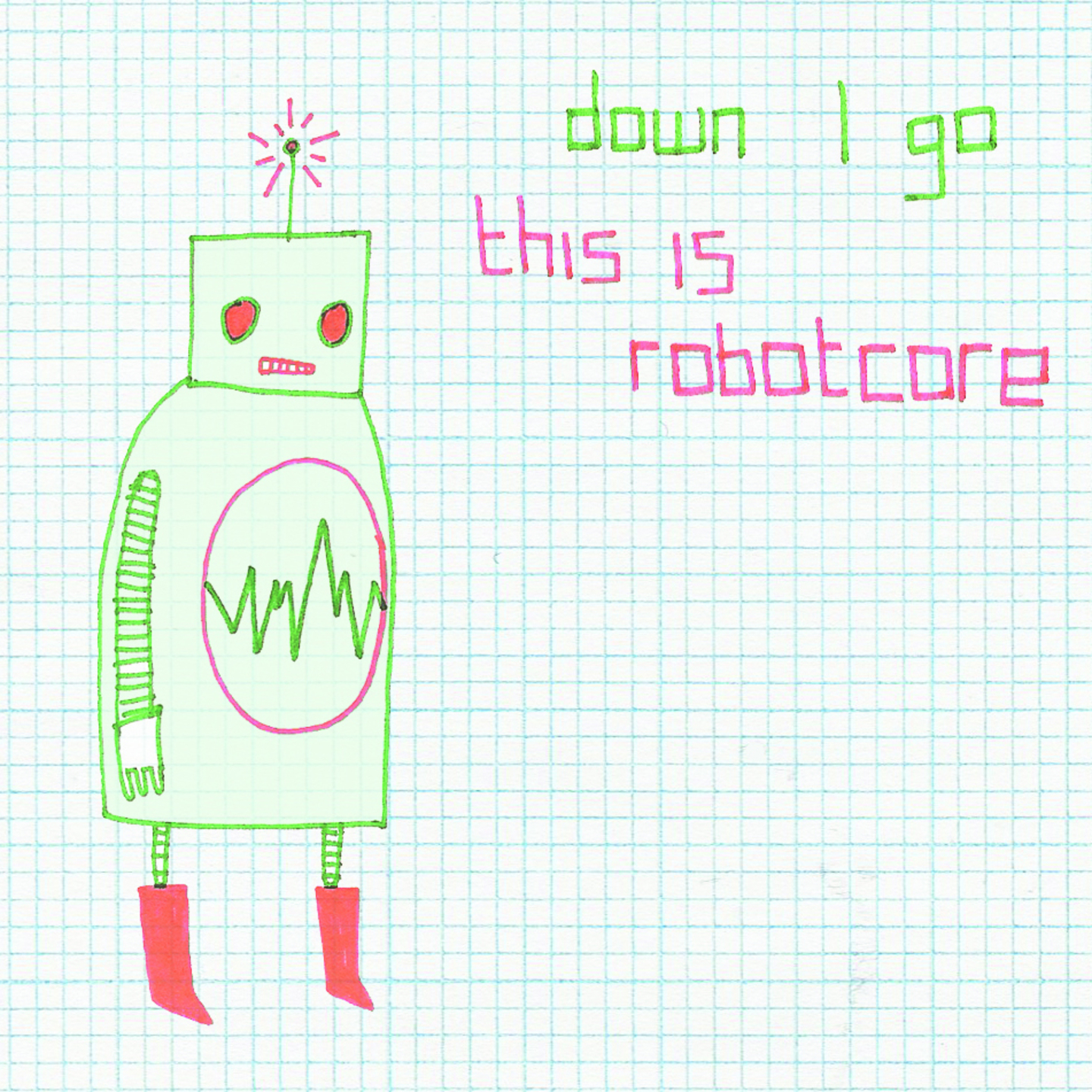Down I Go - this is Robotcore