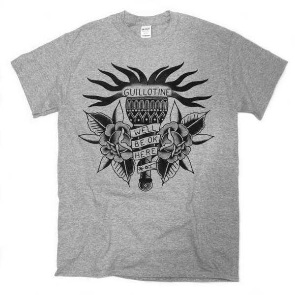 Grey Torch Tee