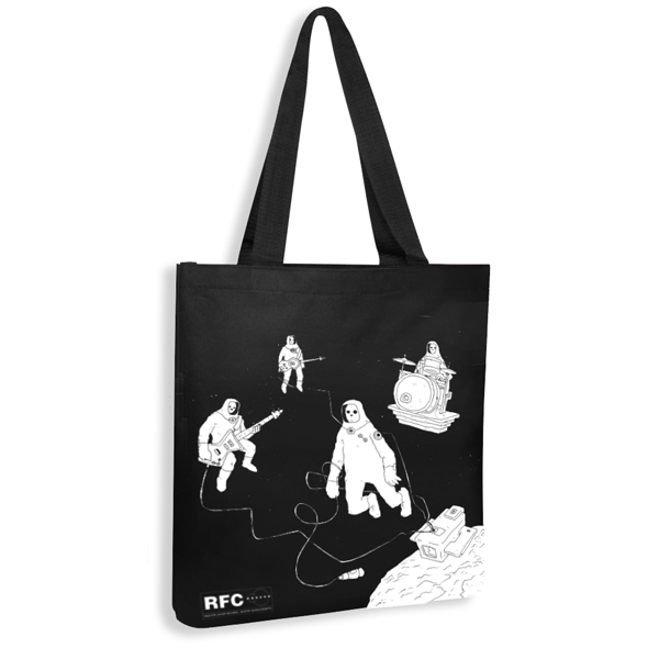 Run For Cover - RFC Spaceman Totebag