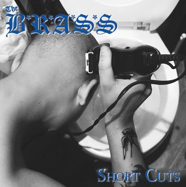 The Brass - Short Cuts CD AND/OR NYC Oi! Patch