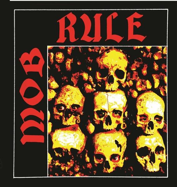 Mob Rule - Self Titled 7