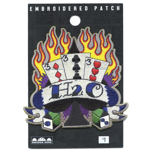 H2O 'S/T' Limited Edition Embroidered Patch