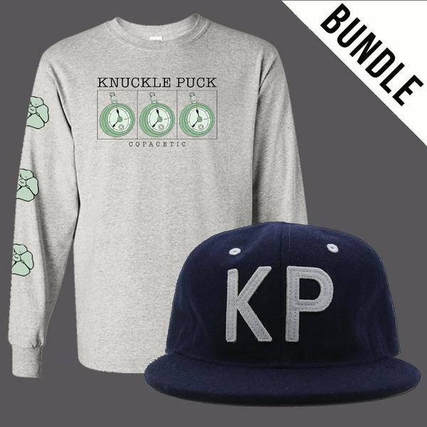 KP Hat + Copacetic Long Sleeve Tee