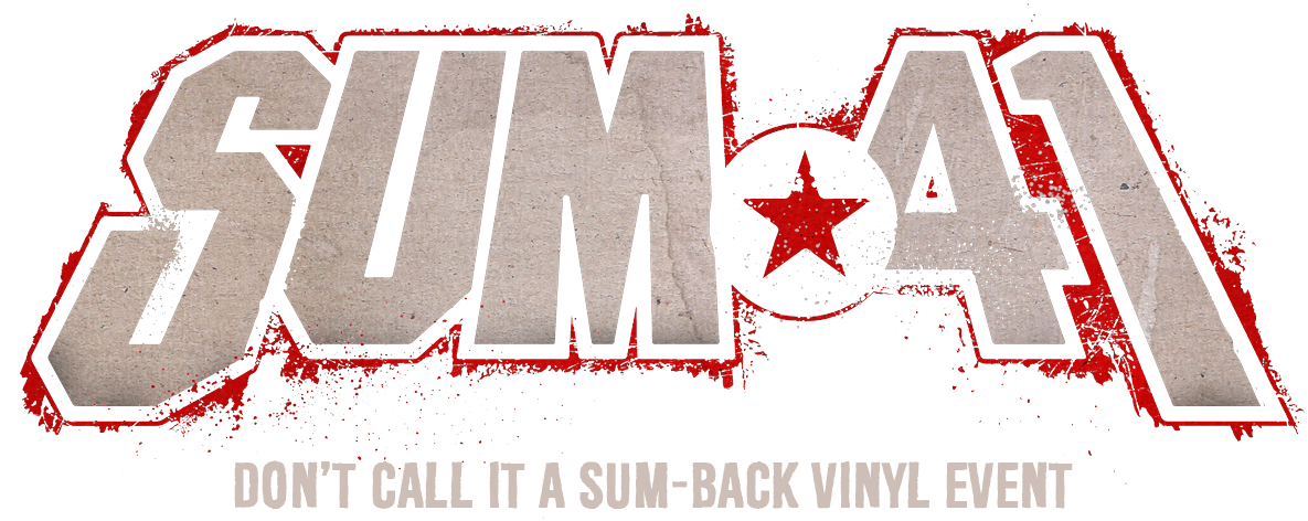Don't Call It A Sum-Back Vinyl Event