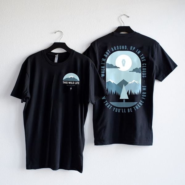 LIMITED Mountains T-Shirt