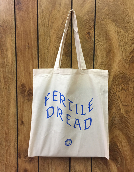 Fertile Dread / Tedious Awe Tote