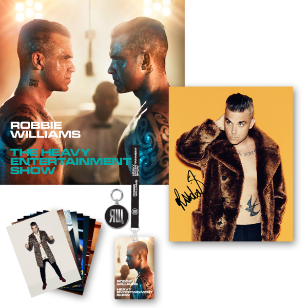 Deluxe CD Bundle + Signed Print