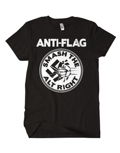 Anti-Flag - Smash The Alt Right! t-shirt