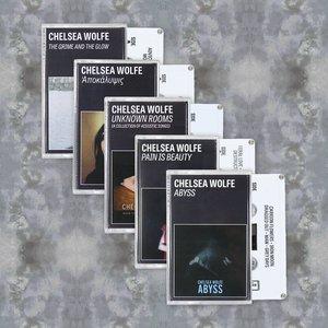 CHELSEA WOLFE CASSETTE TAPE BUNDLE