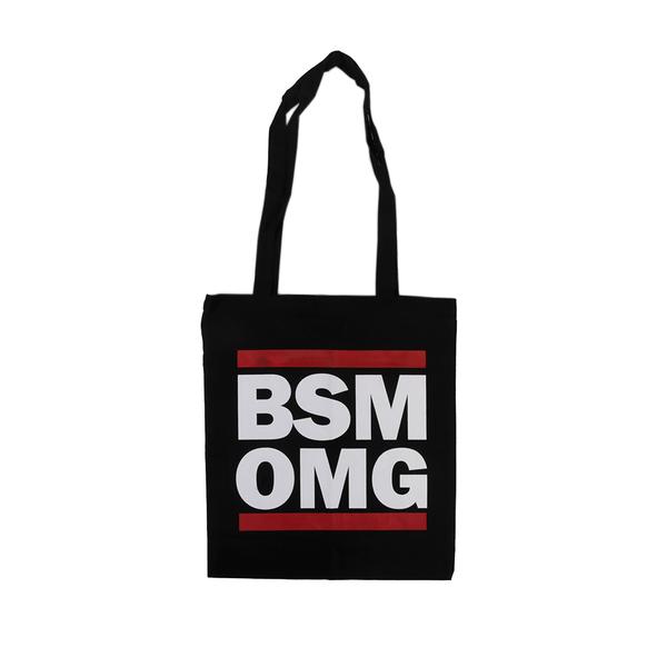 BSM OMG Tote Bag