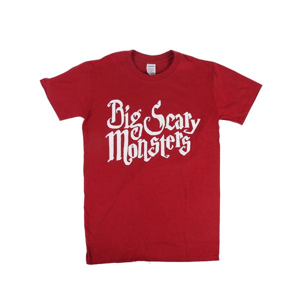 BSM Logo T-Shirt Red