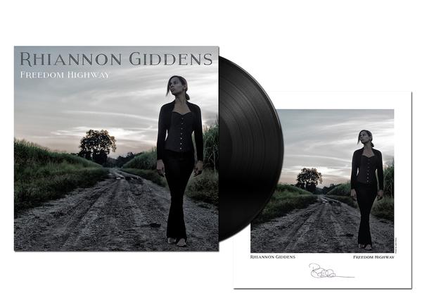 Freedom Highway Vinyl + Limited Edition Signed Poster + Digital Album Download