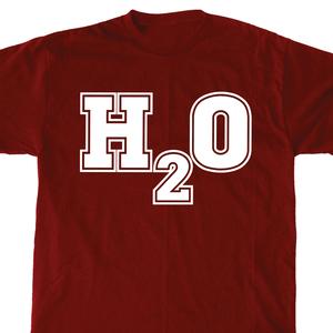 H2O 'Vintage Logo' T-Shirt