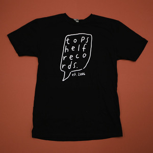 Topshelf Records - Hand Drawn Logo (Black)