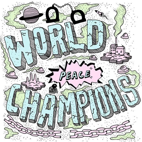 Group Of Man - World Peace Champions