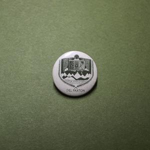 Del Paxton - Crest Button