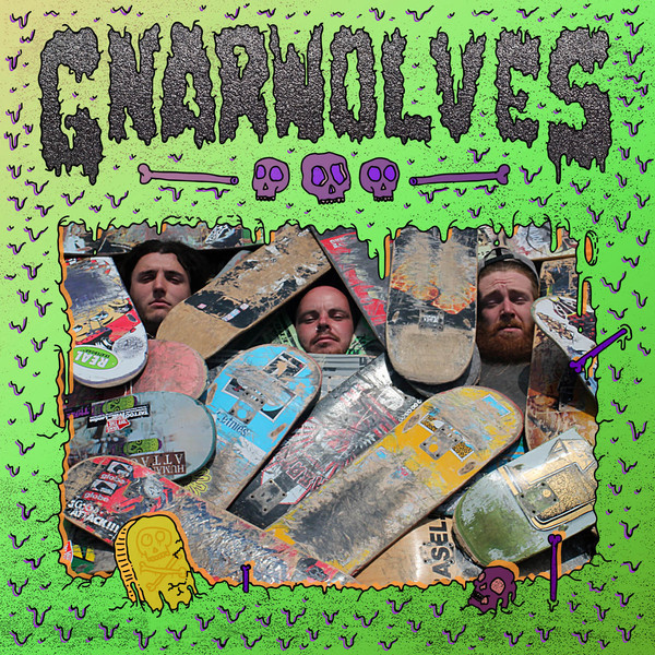 REDUCED: GNARWOLVES - GNARWOLVES LP