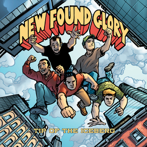 New Found Glory 'Tip of the Iceberg'