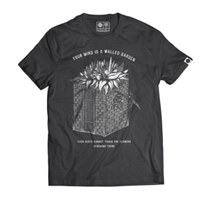 Glory Kid - Mind is a Walled Garden T-shirt