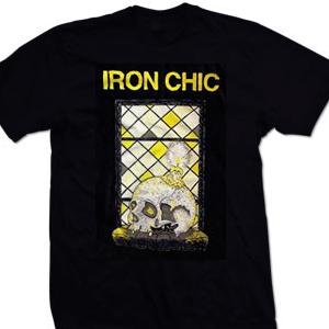 Iron Chic 'Skull' T-Shirt