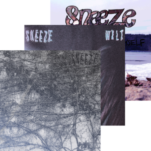 Sneeze - Vinyl Bundle