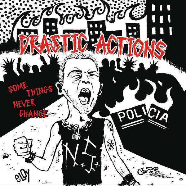Drastic Actions - Some Things Never Change 7