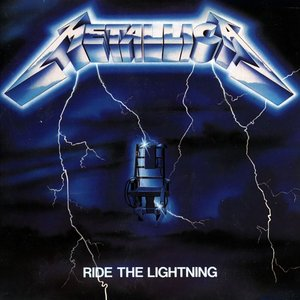 METALLICA ´Ride The Lightning´ [LP]