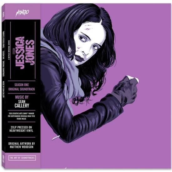 Jessica Jones - Season One (Original Netflix Series Soundtrack