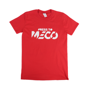 'Press to MECO' T-shirt