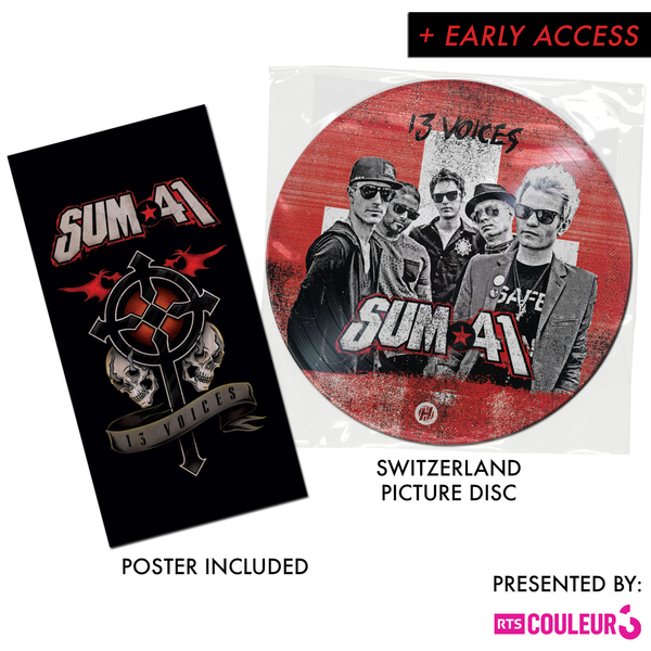 Don't Call It A Sum-Back Vinyl (Switzerland)