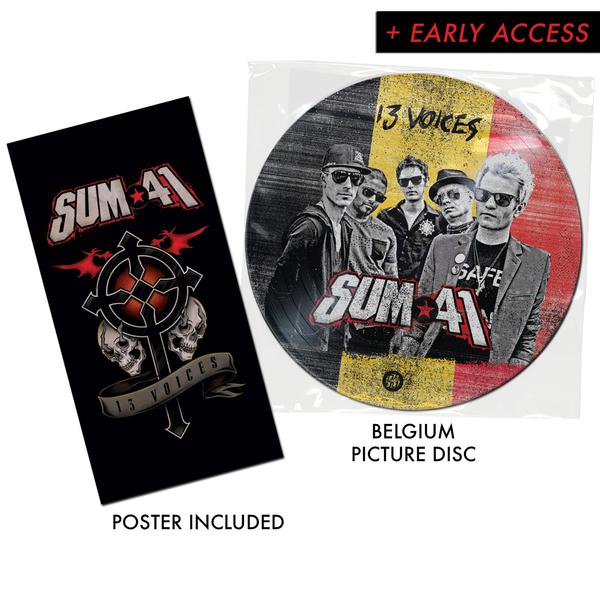Don't Call It A Sum-Back Vinyl (Belgium)