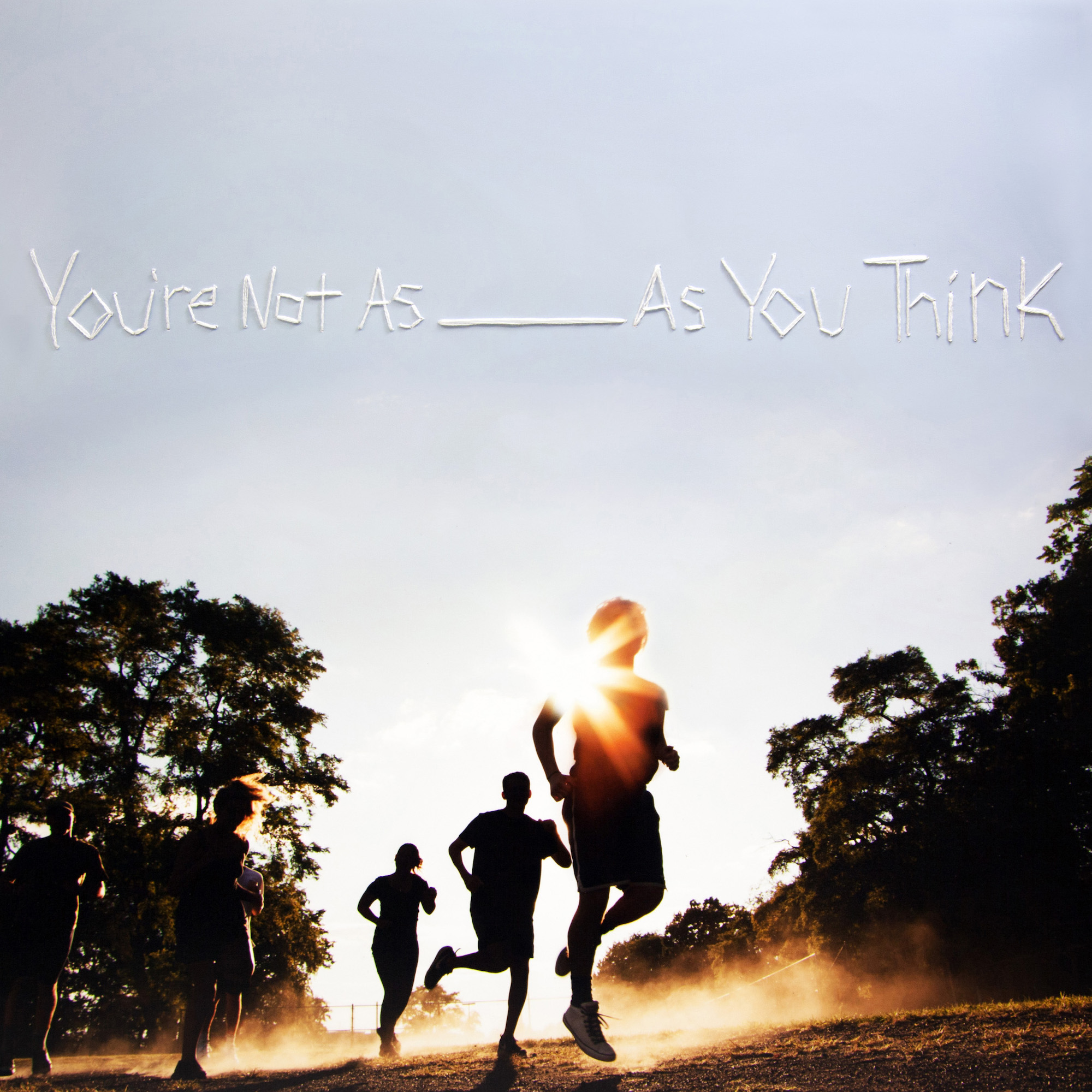 Image result for sorority noise you're not as vinyl art