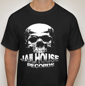 Jailhouse Records shirt: Special Pre-order Price!
